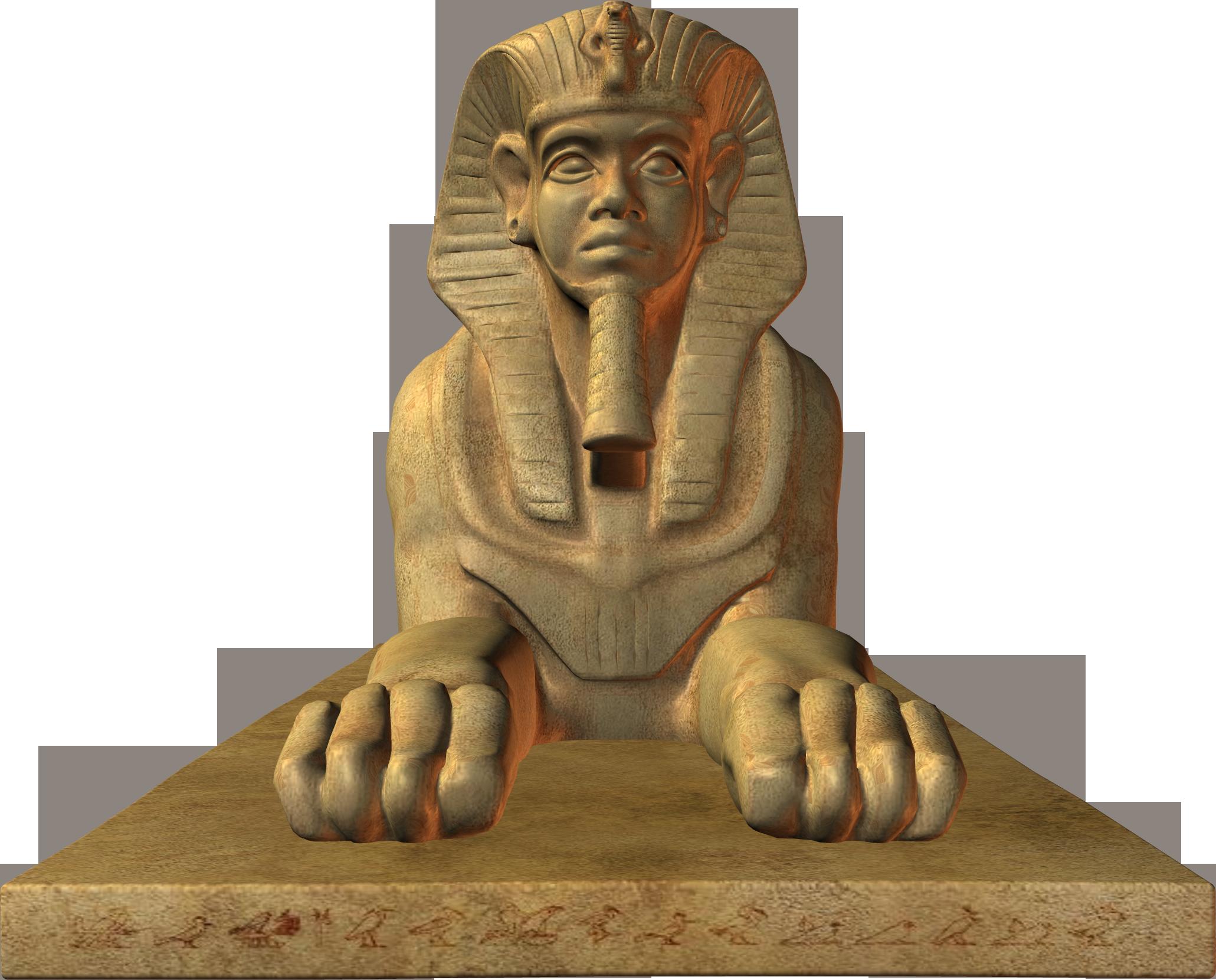 Какие тайны хранит древний Сфинкс? Mif67