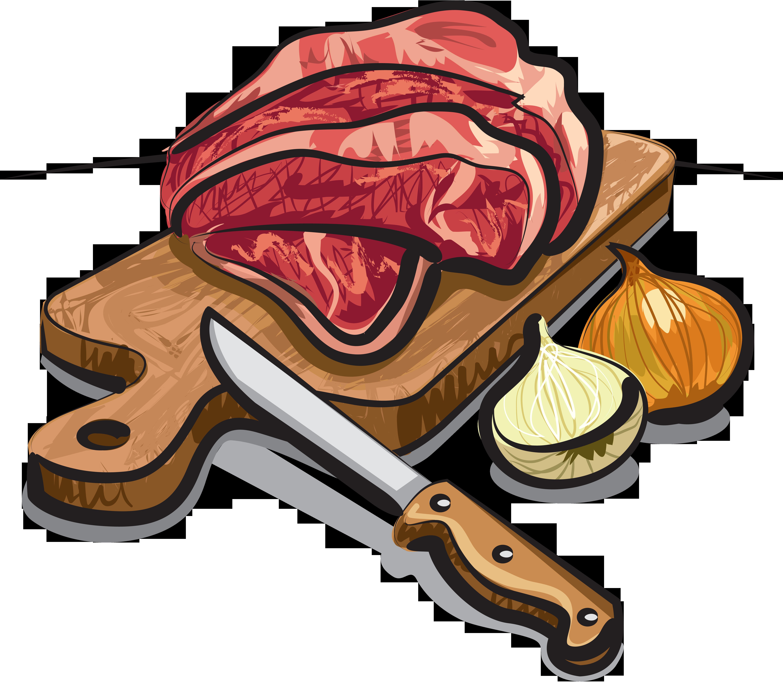 мясо клипарт: