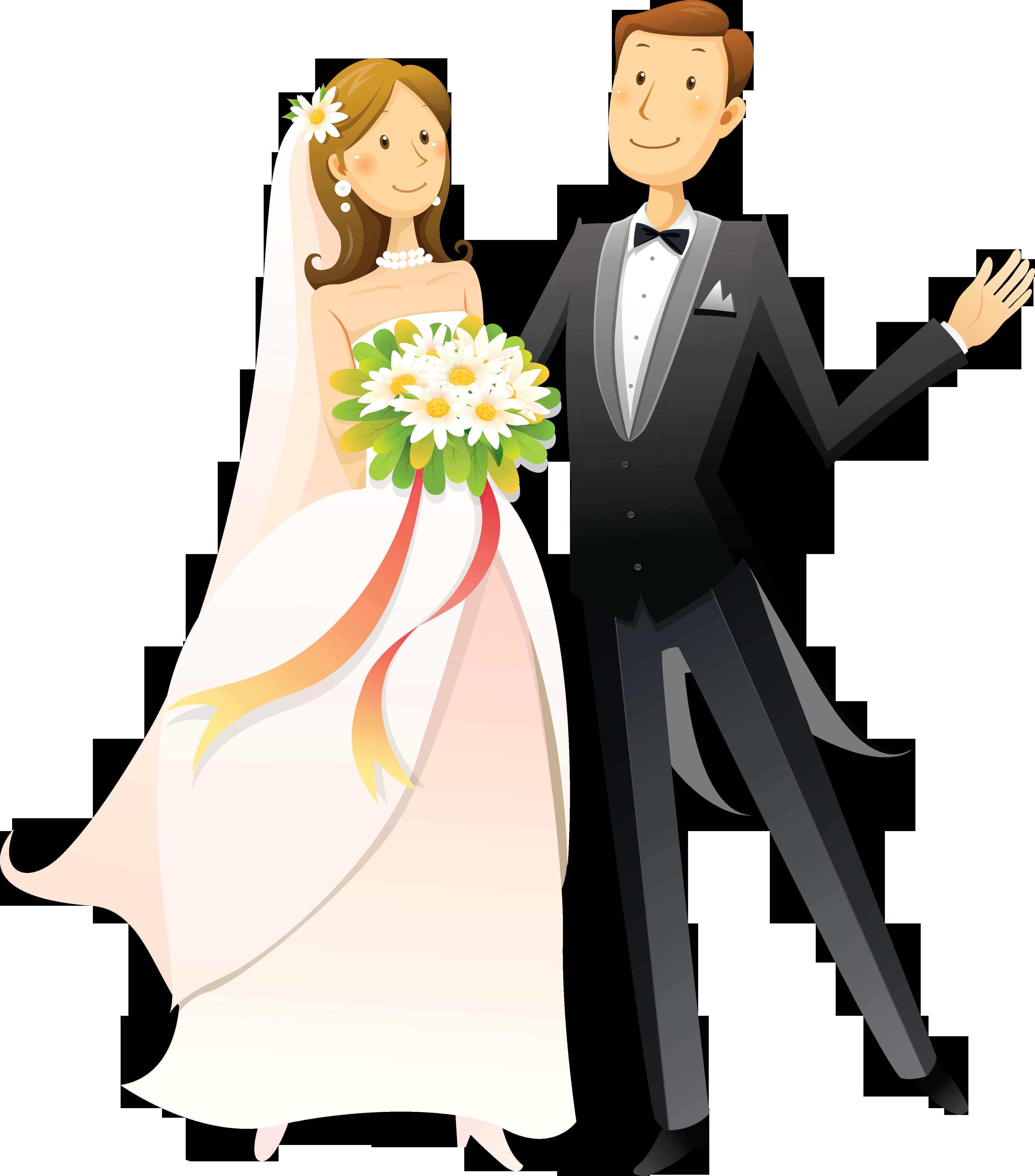 Анимашки жених и невеста картинки