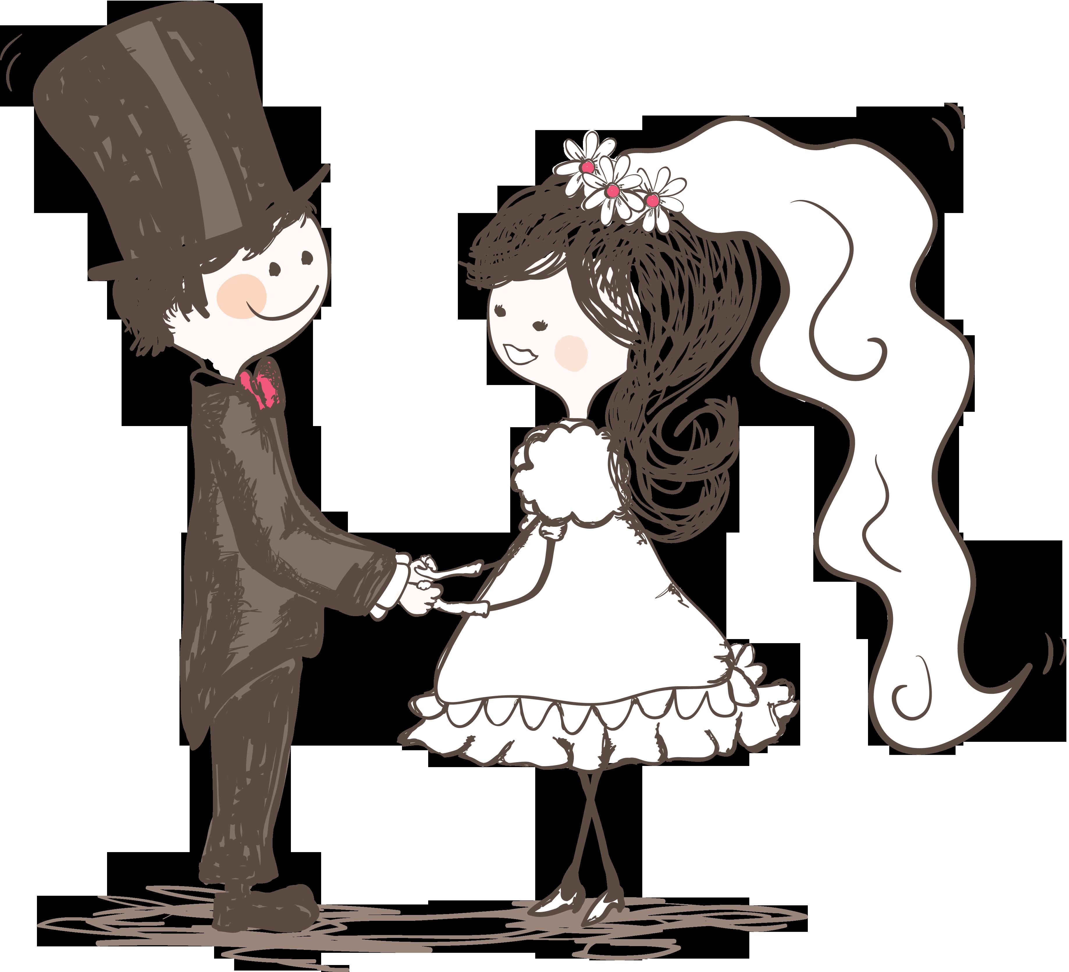 жених и невеста картинки