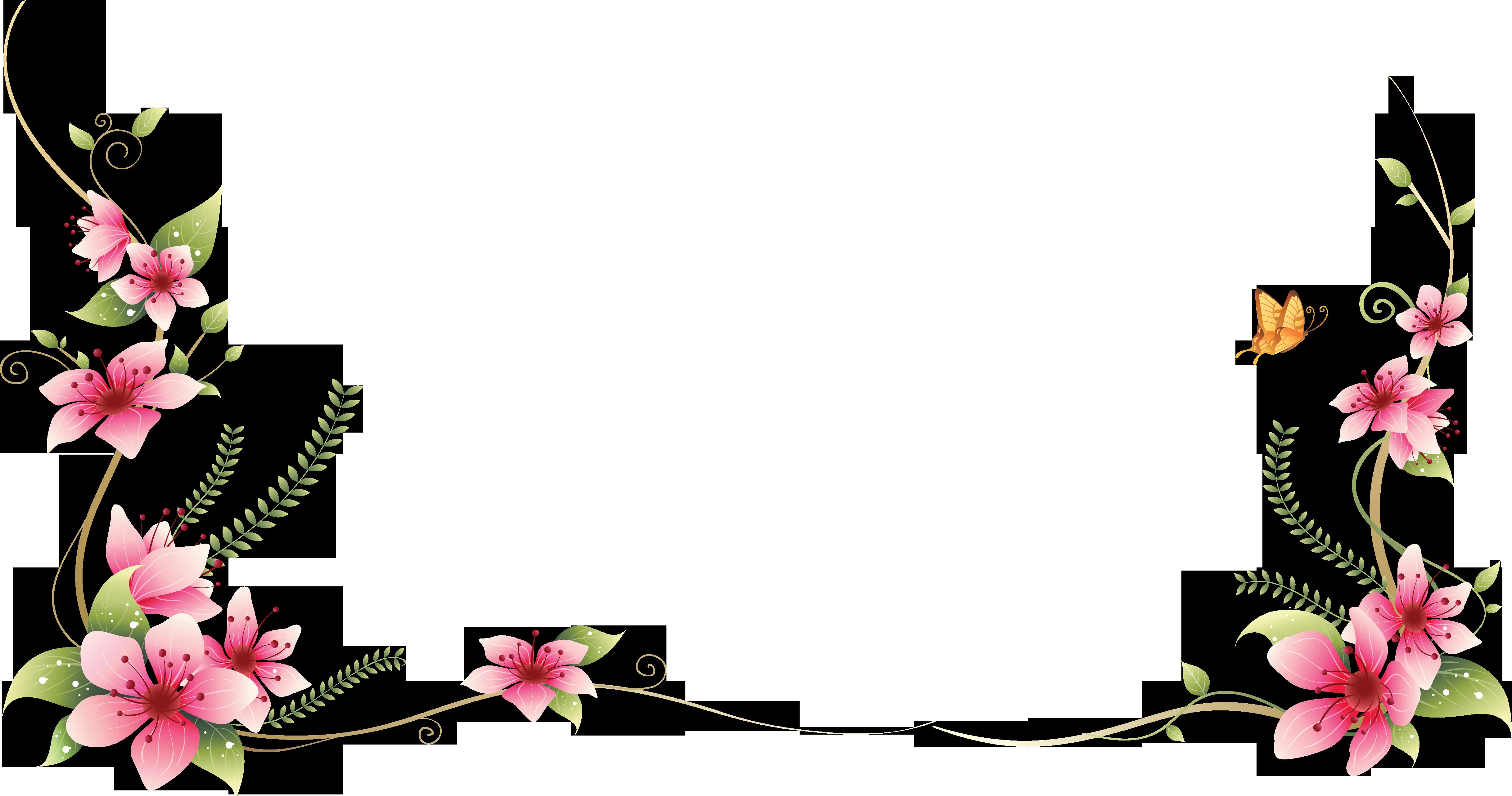 цветы клипарт: