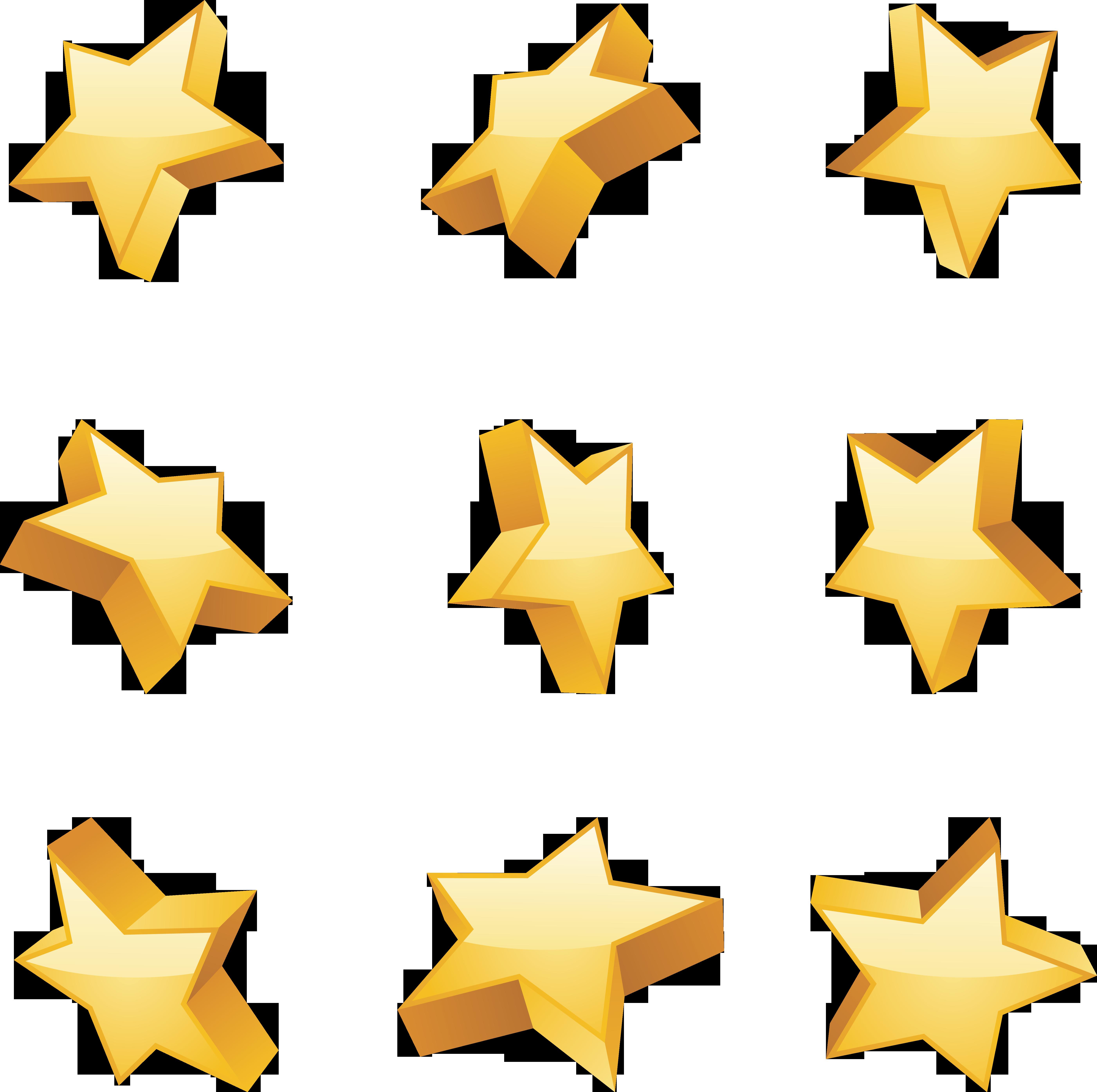 клипарт звезды: